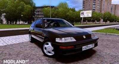 Honda CR-X [1.5.9]